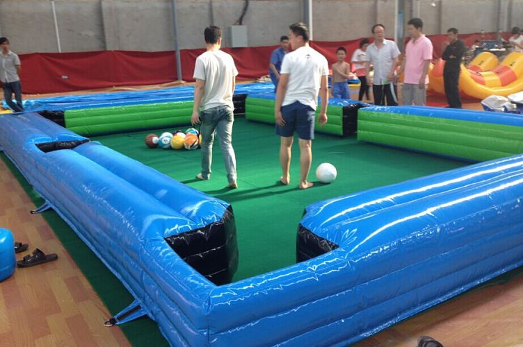 Giant Inflatable Pool Table Texas Entertainment